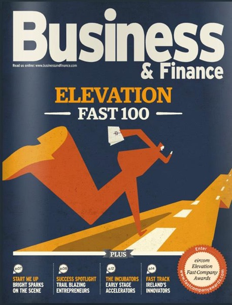 Deposify named in Business & Finance's Fast 100