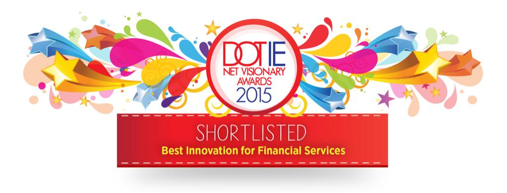 Deposify are delighted to have been shortlisted in the annual Irish Internet Association Dot IE Net Visionary Awards for 2015 in the category for Best Innovation in Financial Services.